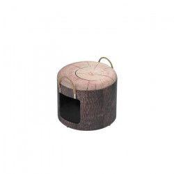 EBI Pet-Box S Wood 30x26cm