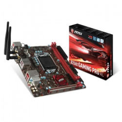 MSI Carte mere B250I GAMING PRO AC - Socket LGA 1151 - DDR4
