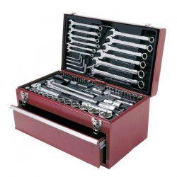 COGEX Caisse outils Pro 68 pieces chrome vanadium