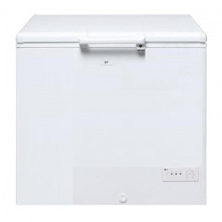 CONTINENTAL EDISON CECC259AP - Congélateur coffre - 259L - Froid statique - A+ - L 92cm x H 84,5cm - Blanc