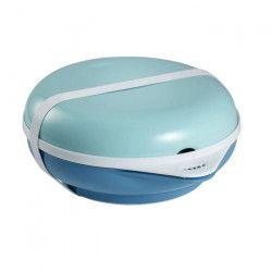 BEABA Coffret Bento `Ellipse` blue