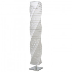 RANEX Lampadaire Twister en métal et papier. Hauteur 140 cm