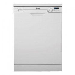 HAIER DW12-G1449 Lave-vaisselle - pose libre - 12 couverts - A+ - Blanc