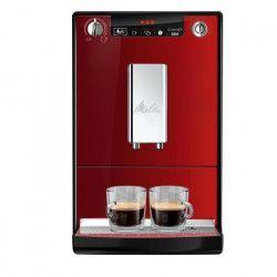 MELITTA E950-104 Machine expresso automatique avec broyeur Caffeo Solo - Rouge