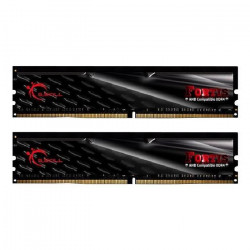 G.SKILL Mémoire PC Fortis - DDR4 - Kit 16 Go (2 x 8 Go) - 2133 MHz - CL15