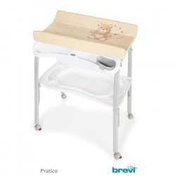 BREVI PRATICO Table a langer pliante MY LITTLE BEAR