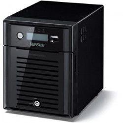 BUFFALO Serveur NAS TeraStation 5400 WSS - 4 Baies - 8 To - SATA 3Gb/s - HDD 2 To x 4 - RAID 0, 1, 5, JBOD - RAM 4