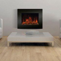 CARRERA Stella 1800 watts Cheminée électrique décorative et chauffage d`appoint