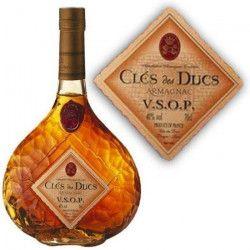 Armagnac Clé des Ducs VSOP 40° 70cl