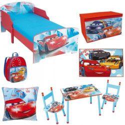 CARS Chambre Enfant Ensemble 6 Pieces