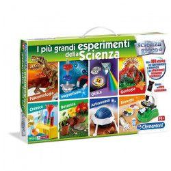 CLEMENTONI Les plus grandes expériences de la Science