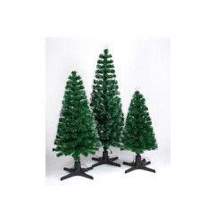 Sapin de Noël lumineux 170 branches Blanc 150 cm