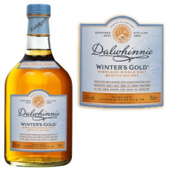 Dalwhinnie Winter`s Gold - Highland Single Malt Whisky - 43% - 70cl