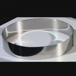Cercle a Pâtisserie Extensible Inox DE BUYER