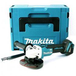 MAKITA Meuleuse d`angle Brushless DGA506ZJ 125 mm 18 V LXT avec coffret Makpac
