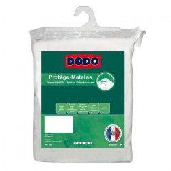 DODO Protege-matelas Alese imperméable Jade 160x200 cm
