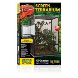 EXO TERRA Terrarium grillagé - 60x45x90 cm