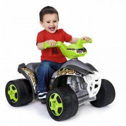 FEBER - Quad Monster - Véhicule Electrique pour Enfant 6 Volts