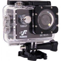 FREERIDERS ONE MASTER Caméra de sport 1080P WiFi - Noir