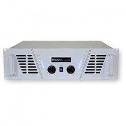 IBIZA SOUND AMP1000-WH Amplificateur de sonorisation 2 x 800w
