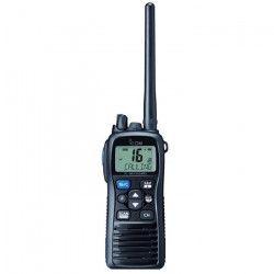 ICOM IC-M73 EURO VHF Portable Marine 6W Noir