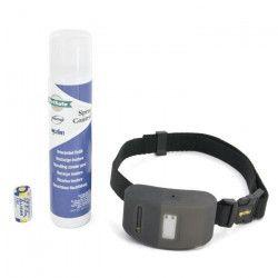 PETSAFE Collier anti-aboiement a spray Deluxe SBC-10 - Pour chien