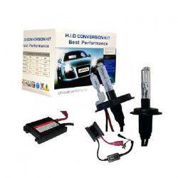 XENON Lampe H7 6000k - Sans systeme CANBUS - 35W - 12V - 3200 lumens