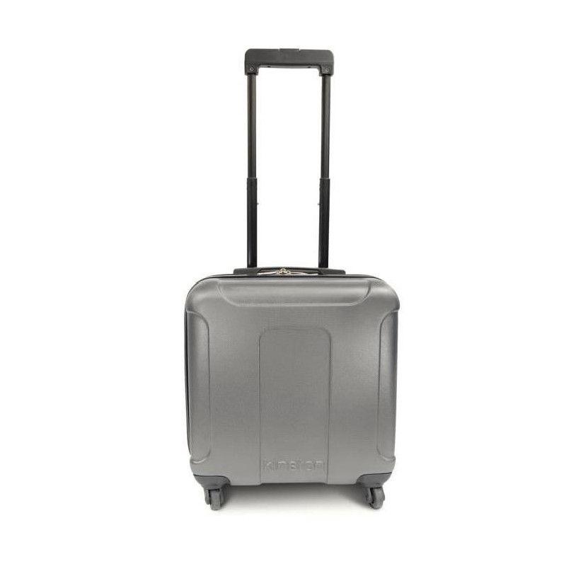 kinston valise cabine low cost rigide abs 4 roues 46 cm. Black Bedroom Furniture Sets. Home Design Ideas