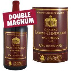 Double Magnum Château Larose Trintaudon 2012 Haut-Médoc - Vin rouge de Bordeaux