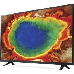 LG 43UJ620V TV LED 4K HDR 108 cm (43`) - Smart TV - 3 x HDMI - Classe énergétique A