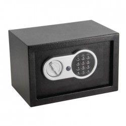 COGEX Coffre fort de sécurité a code digital 8,5 Litres 20x31x20 cm