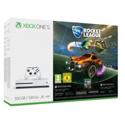 Xbox One S 500 Go Rocket League