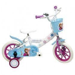 LA REINE DES NEIGES Vélo Enfant 12 pouces (2 a 4 ans)