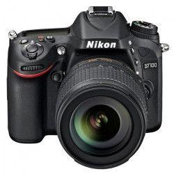 NIKON D7100 Appareil photo Reflex + Objectif 18-105VR - Capteur DX 24 Mpx - WiFi
