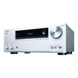 ONKYO TX-NR676E Ampli-tuner A/V réseau 7.2 canaux - Dolby Atmos - Silver
