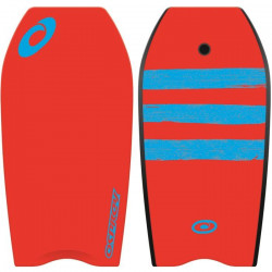 OSPREY Planche Bodyboard 45` Stripe - Rouge