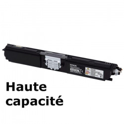 EPSON - 1 Toner Aculaser C1600/ CX16 - Haute capacité - Noir