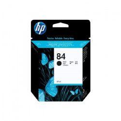 HP Cartouche d`encre 84 original - Noir - Capacité standard 69ml - Pack de 1