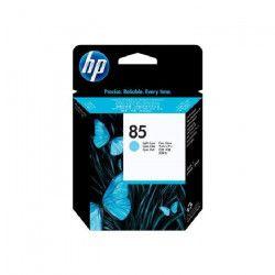 HP Tete d`impression 85 original - Capacité standard - Pack de 1 - Cyan clair