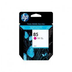 HP Cartouche d`encre 85 original - Capacité standard 28ml - Pack de 1 - Magenta