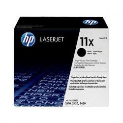 HP Cartouche de toner 11X LaserJet original - Haute Capacité - 12.000 pages - Pack de 1 - Noir