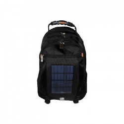 URBAN FACTORY Sac a dos pour ordinateur portable - Solar Backpack - 15.6`