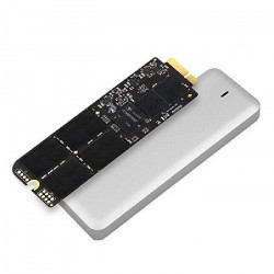 TRANSCEND Kit SSD de mise a niveau APPLE Macbook Pro JetDrive 725 - 480Go - Pour MacBook Pro 15` - M12-E13 -