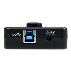STARTECH Hub USB 3.0 / 2.0 combiné a 6 ports - Concentrateur USB avec port de charge 2A - 2x USB 3.0 4x USB 2.0