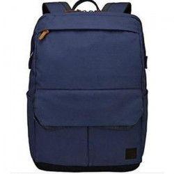CASE LOGIC Sac a dos pour ordinateur portable LoDo - 14` - Bleu robe