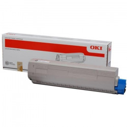 OKI Cartouche toner 46490401 - Compatible C532/MC573 - Jaune