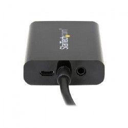 Câble adaptateur HDMI vers VGA avec audio - M/F - Convertisseur HDMI vers VGA avec audio - M/F - Noir - HD2VGAA2
