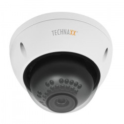 TECHNAXX Caméra de surveillance IP dôme Full HD connectée TX-66