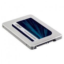 CRUCIAL SSD MX300 525Go - 2,5` - 7mm - CT525MX300SSD1
