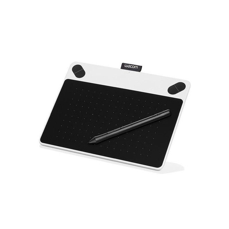 wacom tablette graphique intuos draw white pen only. Black Bedroom Furniture Sets. Home Design Ideas